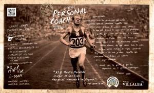Adaptación de nuestro Syrah Personal Coach al XIX Medio Maratón de Alcázar de San Juan