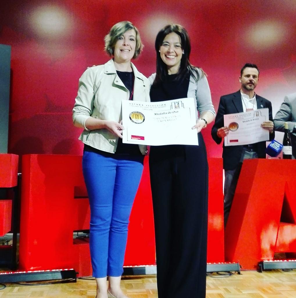 Premios España Selección
